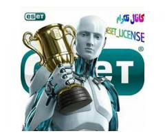 کانال تلگرام لایسنس اورجینال ESET